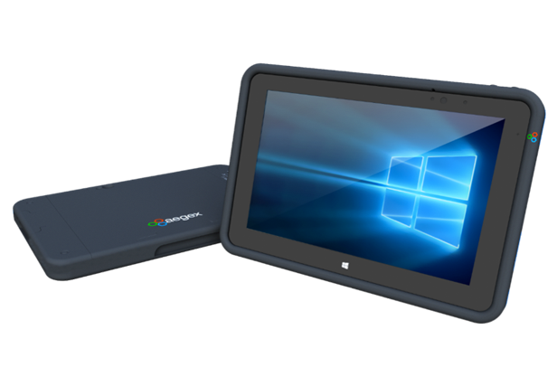 Aegex 10.1″ Intrinsically Safe Tablet