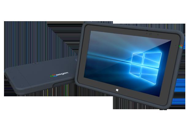 Aegex 10.1″ Intrinsically Safe Tablet
